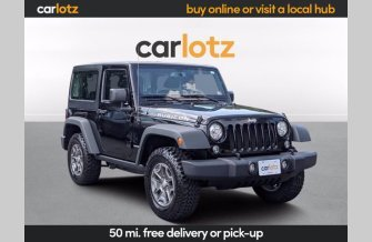 2017 Jeep Wrangler for sale 101589768