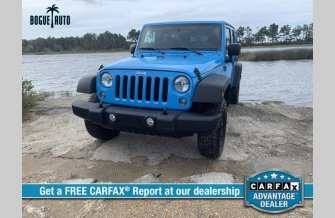 2017 Jeep Wrangler for sale 101601093