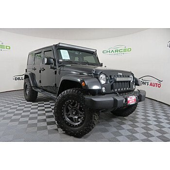 2017 Jeep Wrangler for sale 101604027