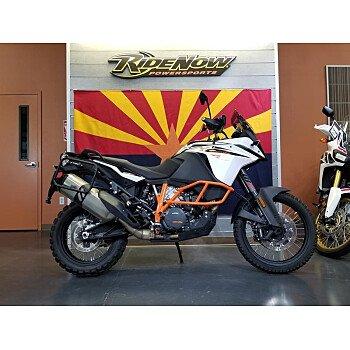 2017 KTM 1090 Adventure R for sale 200718069