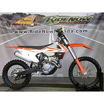 2017 KTM 350XC-F for sale 200898274
