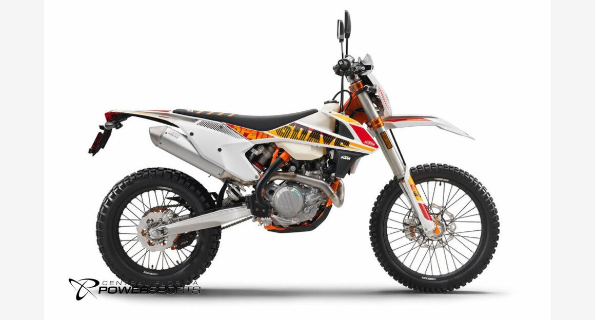2017 KTM 450EXC-F for sale 200386749