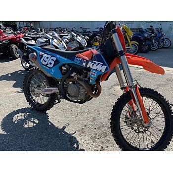 2017 KTM 450SX-F for sale 200809971