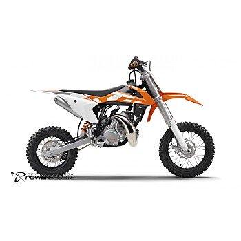 2017 KTM 50SX for sale 200392592