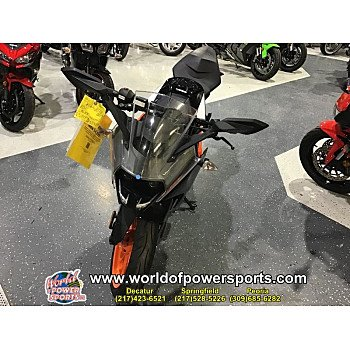 2017 KTM RC 390 for sale 200636839