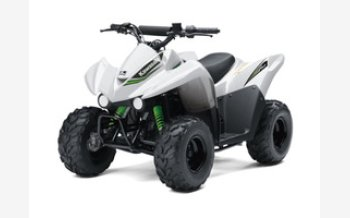 2017 Kawasaki KFX50 for sale 200470057