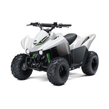 2017 Kawasaki KFX50 for sale 200470057