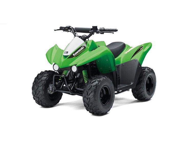 2017 Kawasaki KFX80 50 specifications