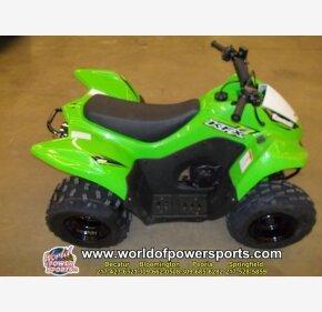 2017 Kawasaki KFX90 for sale 200662428