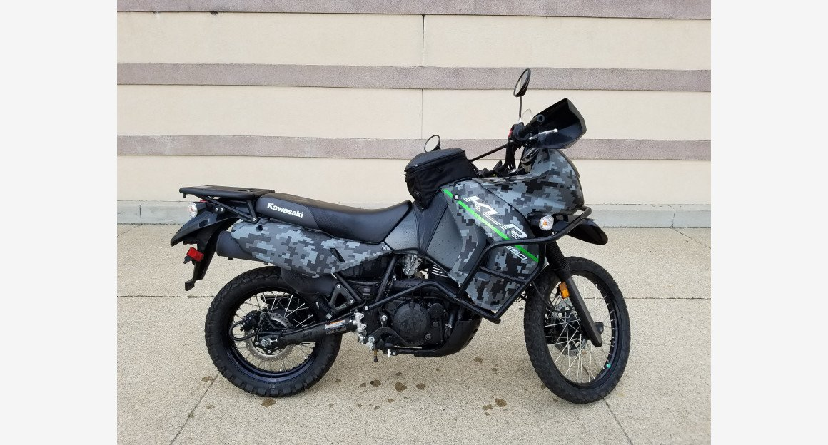 2017 Kawasaki KLR650 for sale 200598814
