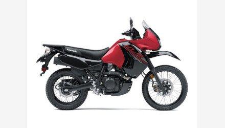 2017 Kawasaki KLR650 for sale 200504195