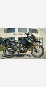 2017 Kawasaki KLR650 for sale 200705874