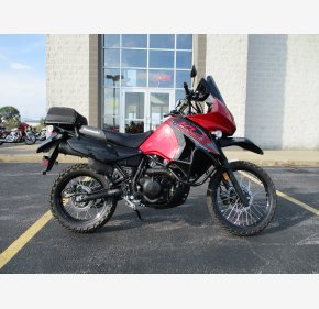 2017 Kawasaki KLR650 for sale 200811649