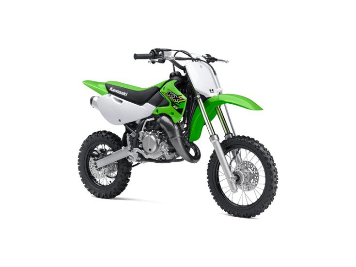 2017 Kawasaki KX100 65 specifications