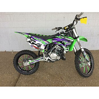 2017 Kawasaki KX100 for sale 200636651