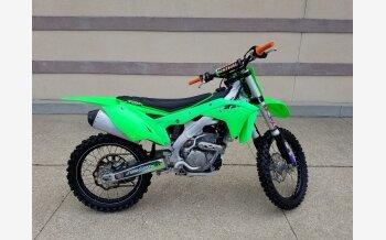2017 Kawasaki KX250F for sale 200623265
