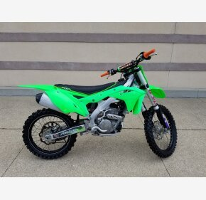 2017 Kawasaki KX250F for sale 200623265