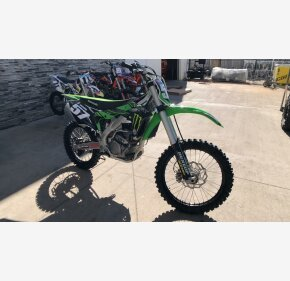 2017 Kawasaki KX250F for sale 200654870