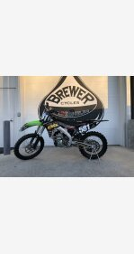 2017 Kawasaki KX250F for sale 200671042