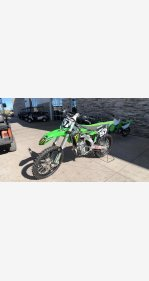 2017 Kawasaki KX250F for sale 200679024