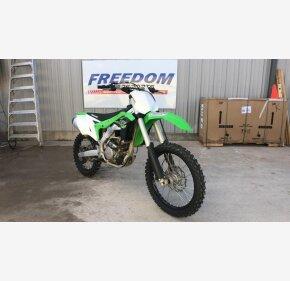 2017 Kawasaki KX250F for sale 200679596