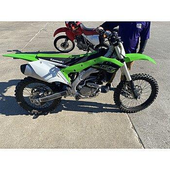 2017 Kawasaki KX250F for sale 200912936