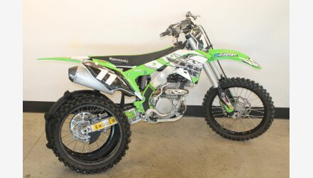 2017 Kawasaki KX250F for sale 200938125