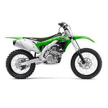 2017 Kawasaki KX450F for sale 200663949