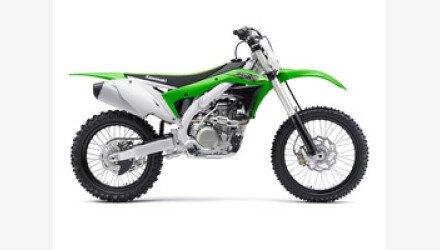 2017 Kawasaki KX450F for sale 200426797