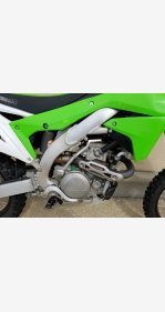 2017 Kawasaki KX450F for sale 200605674