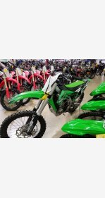 2017 Kawasaki KX450F for sale 200653204