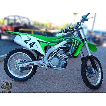 2017 Kawasaki KX450F for sale 200817561