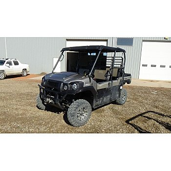 2017 Kawasaki Mule PRO-FXT for sale 200809948