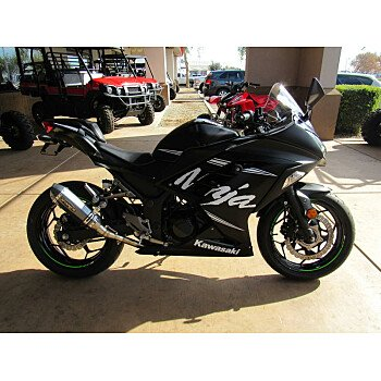 2017 Kawasaki Ninja 300 ABS for sale 200689142
