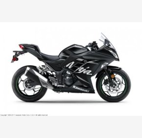 2017 Kawasaki Ninja 300 ABS for sale 200461153