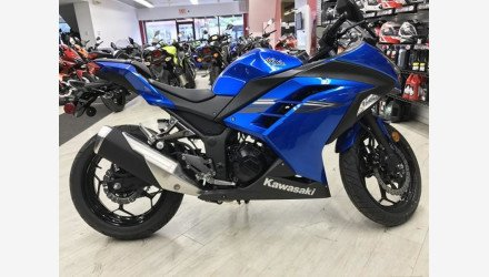 2017 Kawasaki Ninja 300 for sale 200474464