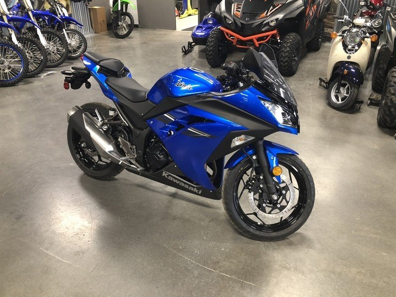 2017 Kawasaki Ninja 300 Motorcycles For Sale Motorcycles On Autotrader