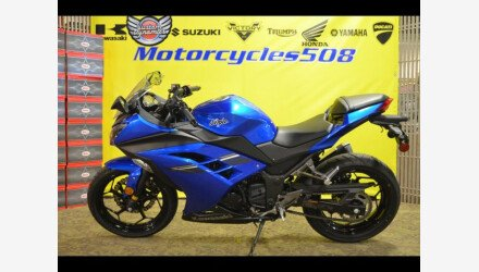 2017 Kawasaki Ninja 300 for sale 200610600