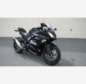 2017 Kawasaki Ninja 300 ABS for sale 200631535