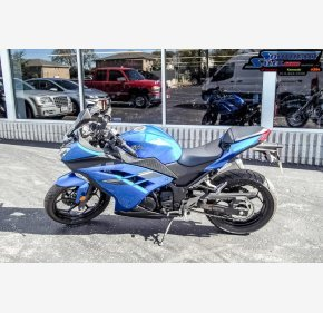 2017 Kawasaki Ninja 300 for sale 200640430