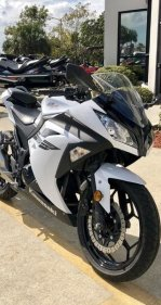 2017 Kawasaki Ninja 300 for sale 200662014