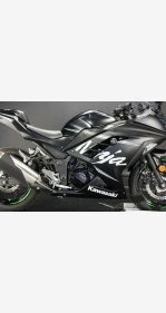 2017 Kawasaki Ninja 300 ABS for sale 200675088