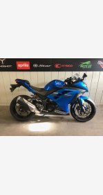 2017 Kawasaki Ninja 300 for sale 200688047