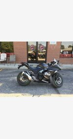 2017 Kawasaki Ninja 300 ABS for sale 200698533