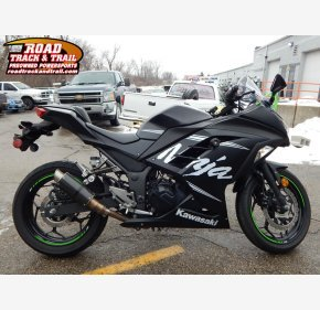2017 Kawasaki Ninja 300 for sale 200703030