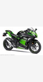 2017 Kawasaki Ninja 300 ABS for sale 200711635