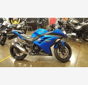 2017 Kawasaki Ninja 300 ABS for sale 200715790