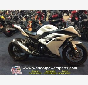 2017 Kawasaki Ninja 300 ABS for sale 200777236
