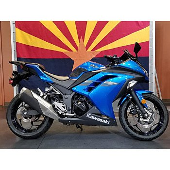 2017 Kawasaki Ninja 300 ABS for sale 200779073