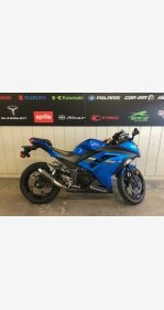 2017 Kawasaki Ninja 300 for sale 200787746